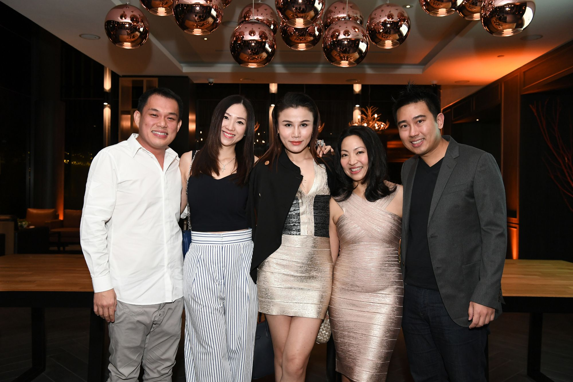 Castiglion del bosco launches the zodiac dog in singapore the trevor toh clara toh jilly wang chan ching yuen calvin chan stopboris Gallery