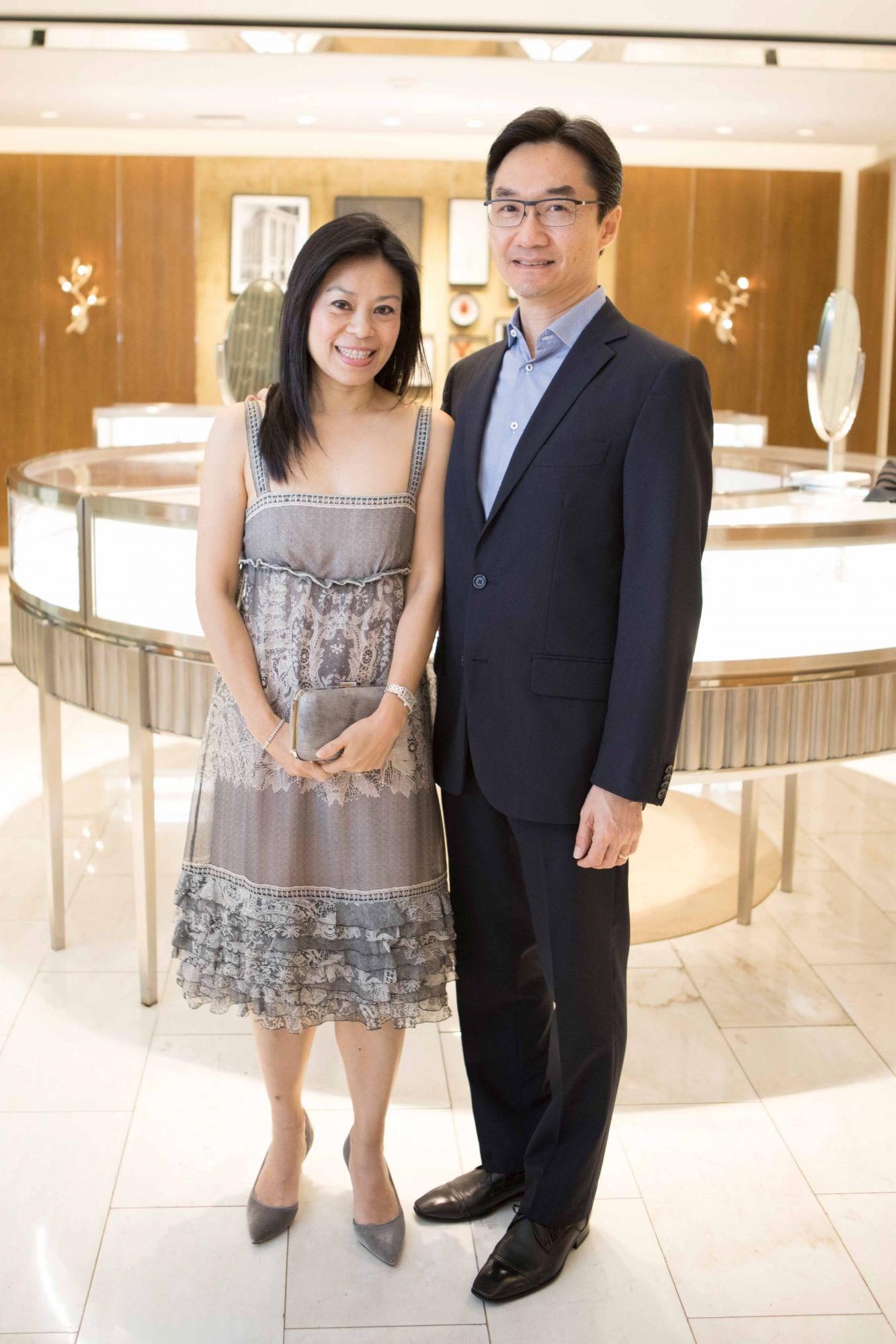 Nancy Chen, Warren Chen