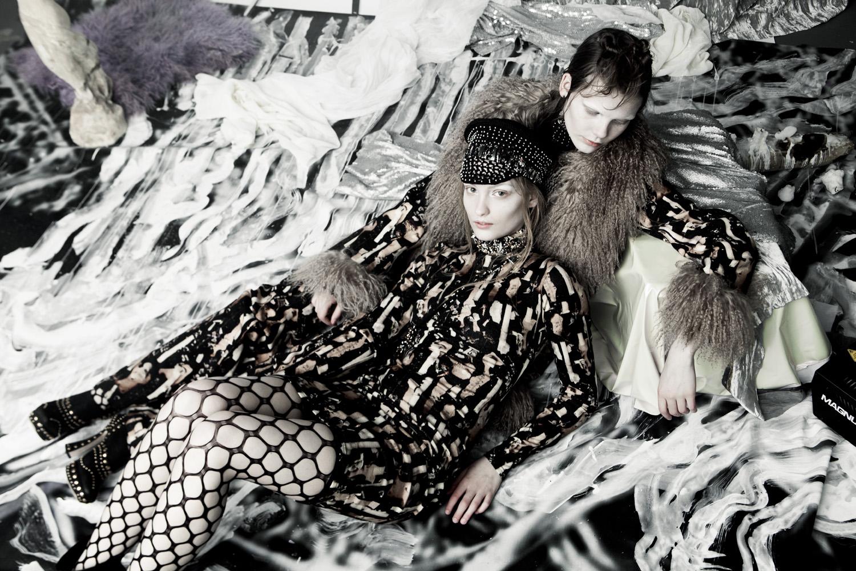 HILDUR YEOMAN Icelandic fashion label