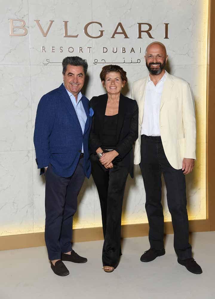 Antonio Citterio, Patricia Viel, Silvio Ursini
