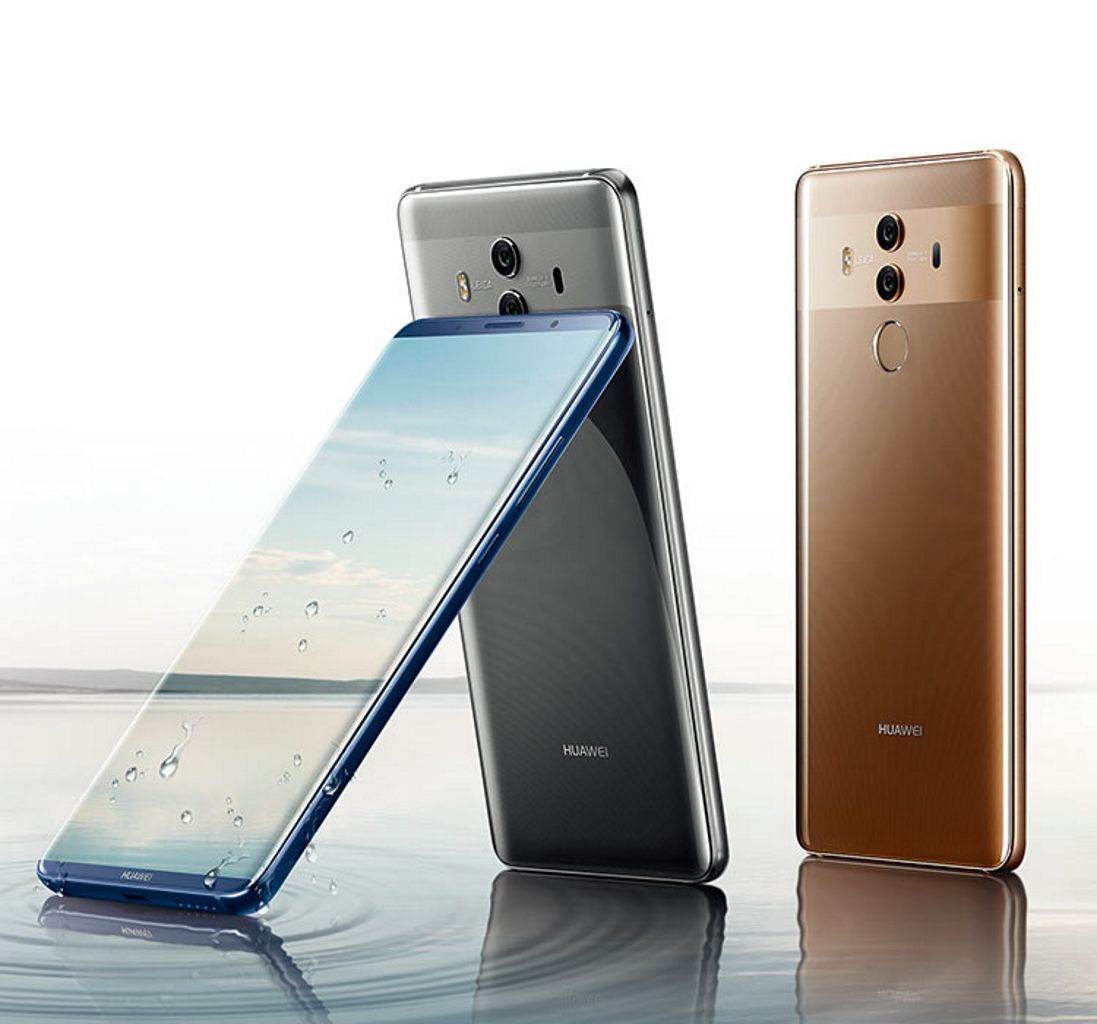 Huawei Mate 10 Pro (Image credits to Huawei)