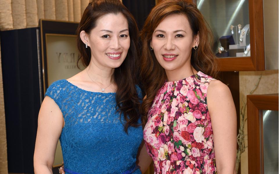 Serene Tan, Carol Shieh