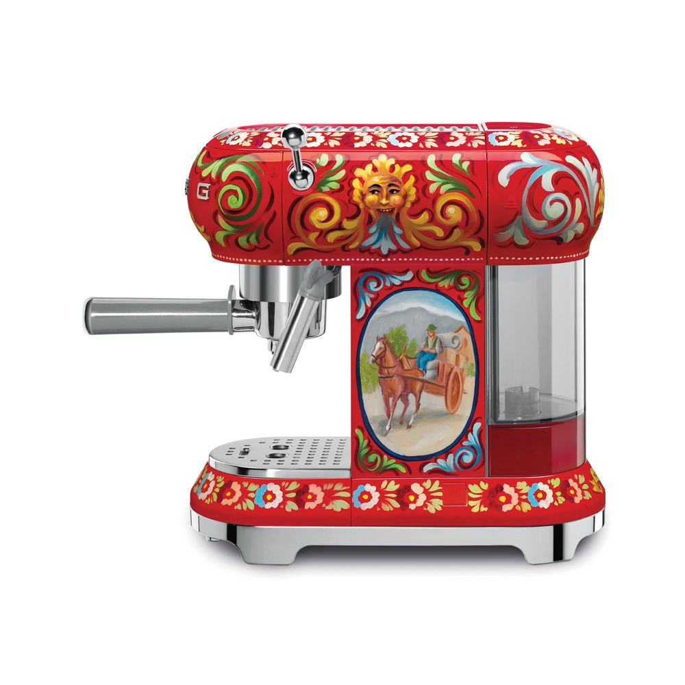 Image: courtesy of Dolce & Gabbana and Smeg
