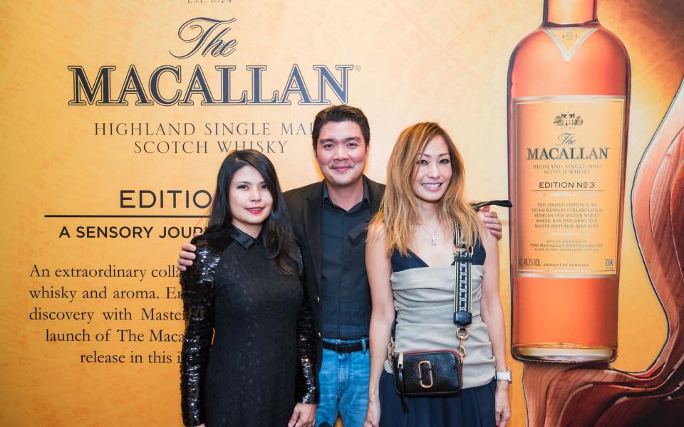 Marilyn Lum, Shaun Tay, Tan Min-Li