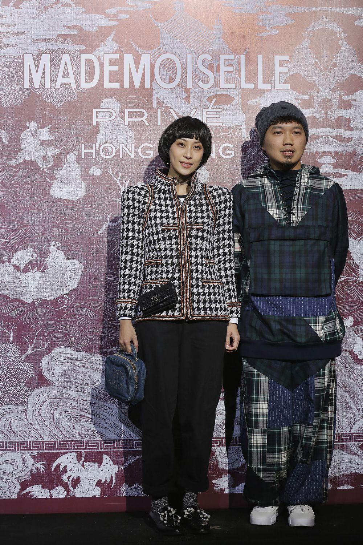Shin Wong, Alex Fung