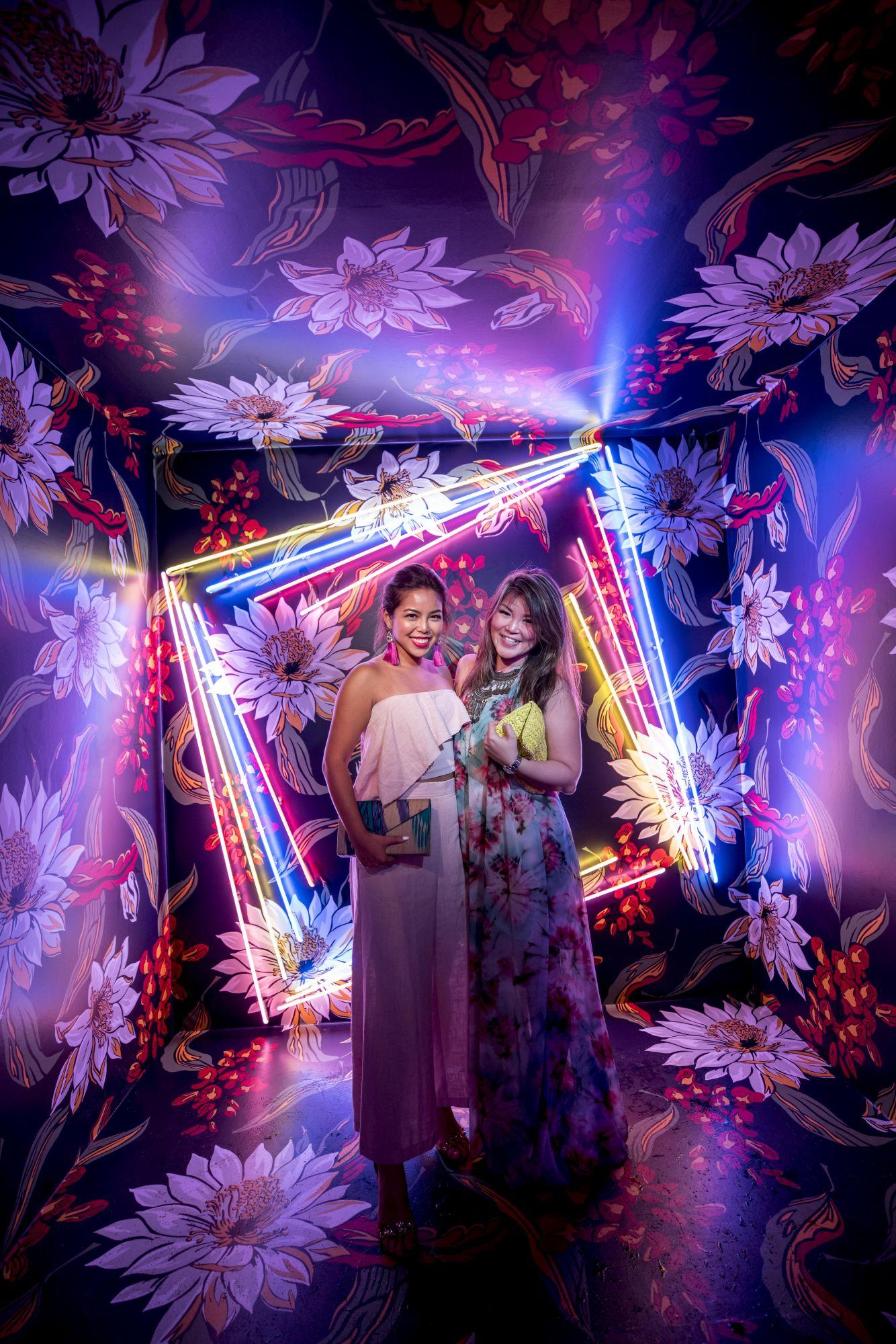 Charmaine Yee, Joanna Fong