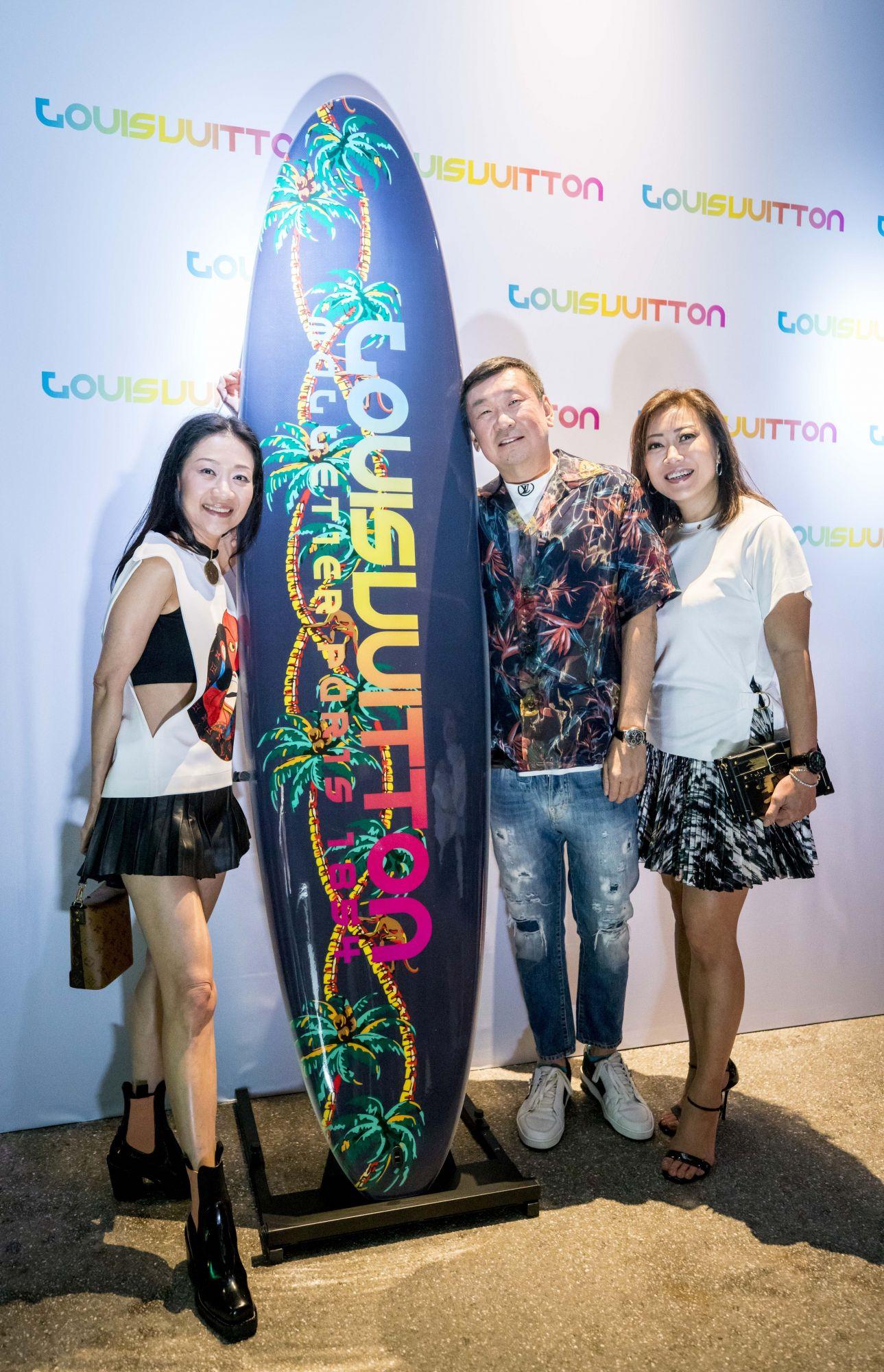 Dana Cheong, Darren Cheong, Ingrid Prasatya