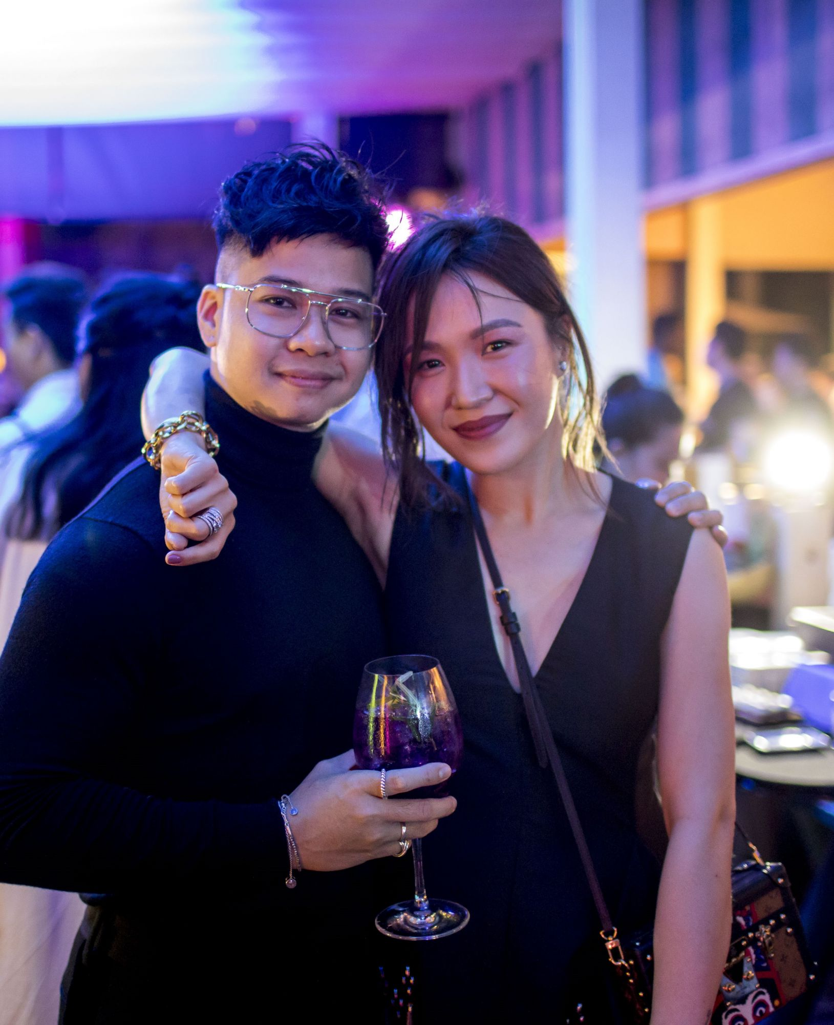 Joey Tan, Dawn Koh