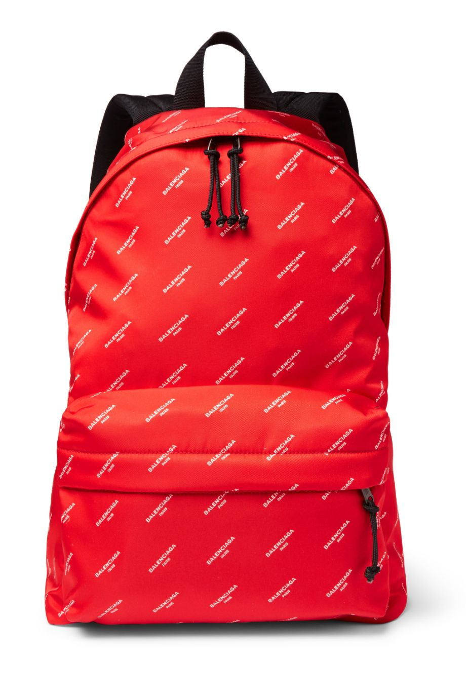 MR PORTER X BALENCIAGA Explorer Printed Nylon Backpack