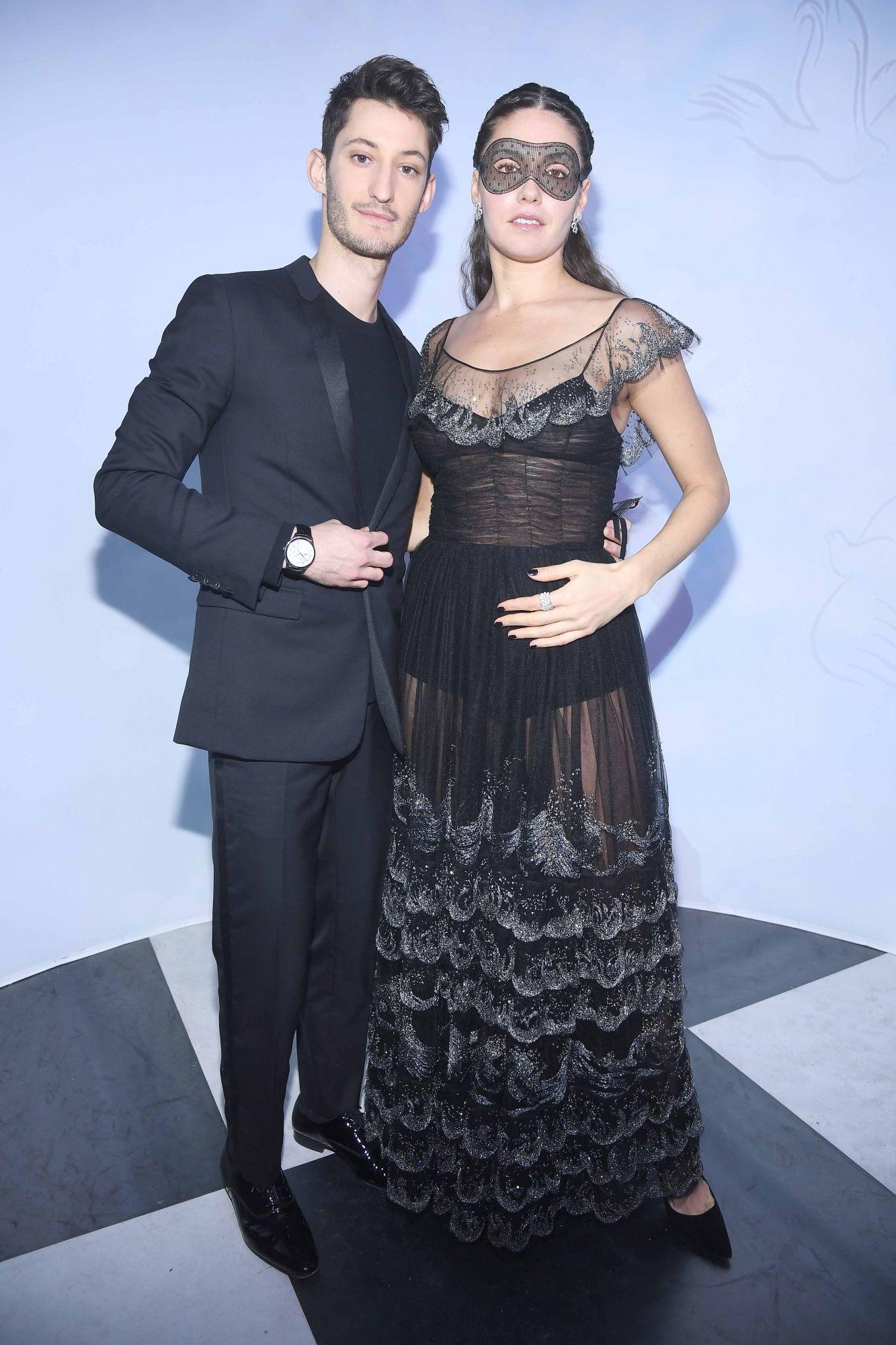 Pierre Niney & Natasha Andrews