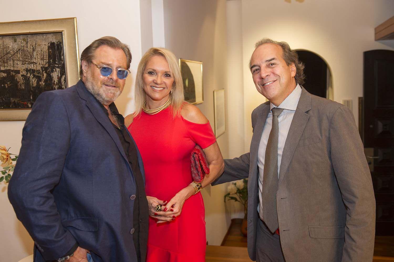 Lorenzo Rudolf, Martha Faria Correa, Marco Faria Correa