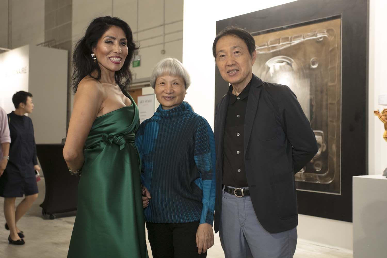 Maria Elena Rudolf, Cynthia Wu, Stephen Wu