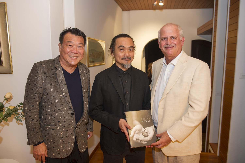 Numthong Sae Tang, Kamin Lertchaiprasert, Thomas Kupfer