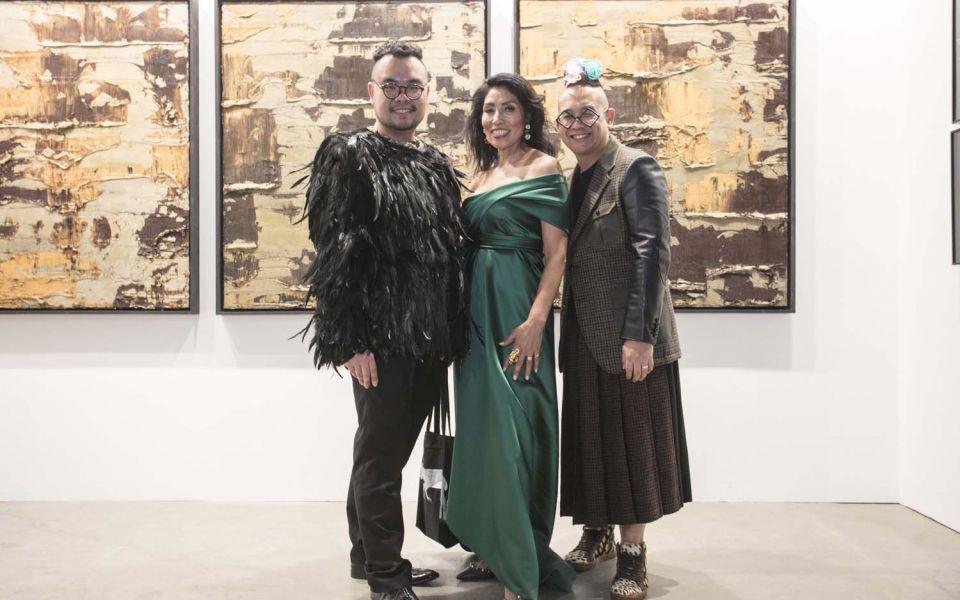 Ryan Su, Maria Elena Rudolf, Adrian Chan