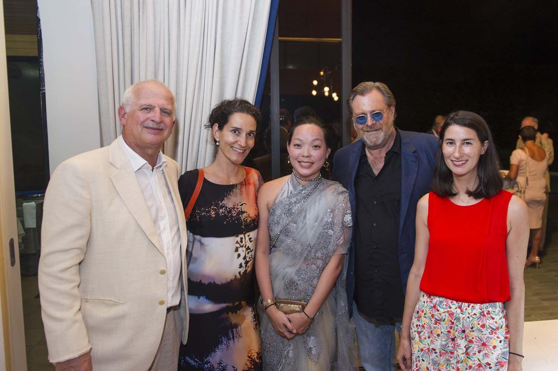 Thomas Kupfer, Emilija Georgieva, Poesy Liang, Lorenzo Rudolf, Rebecca Zay
