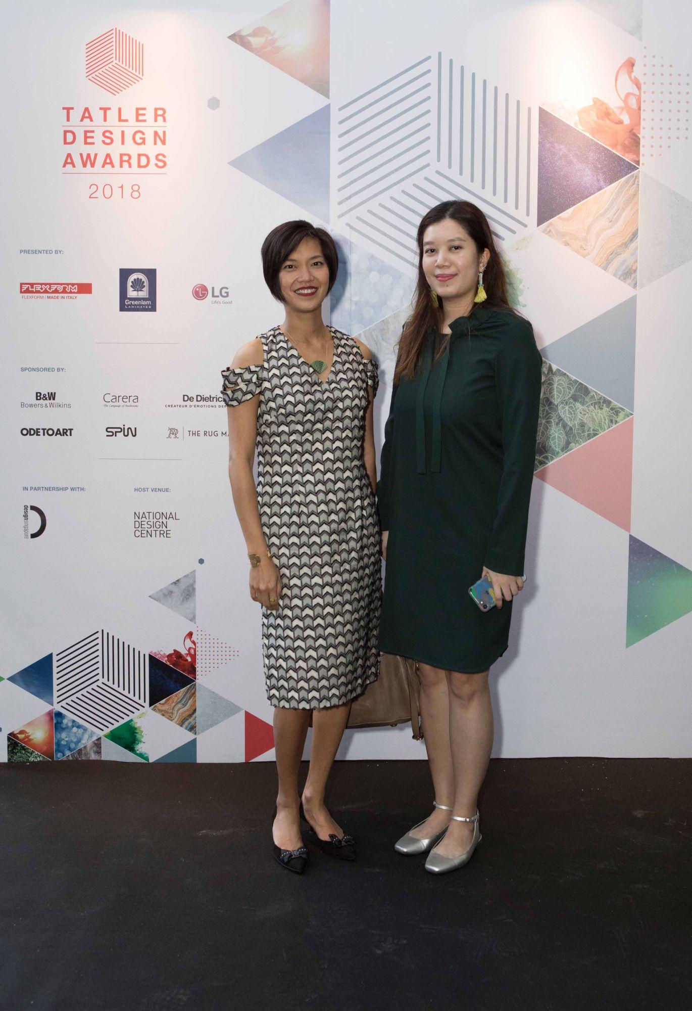Agnes Kwek, Trina Bong