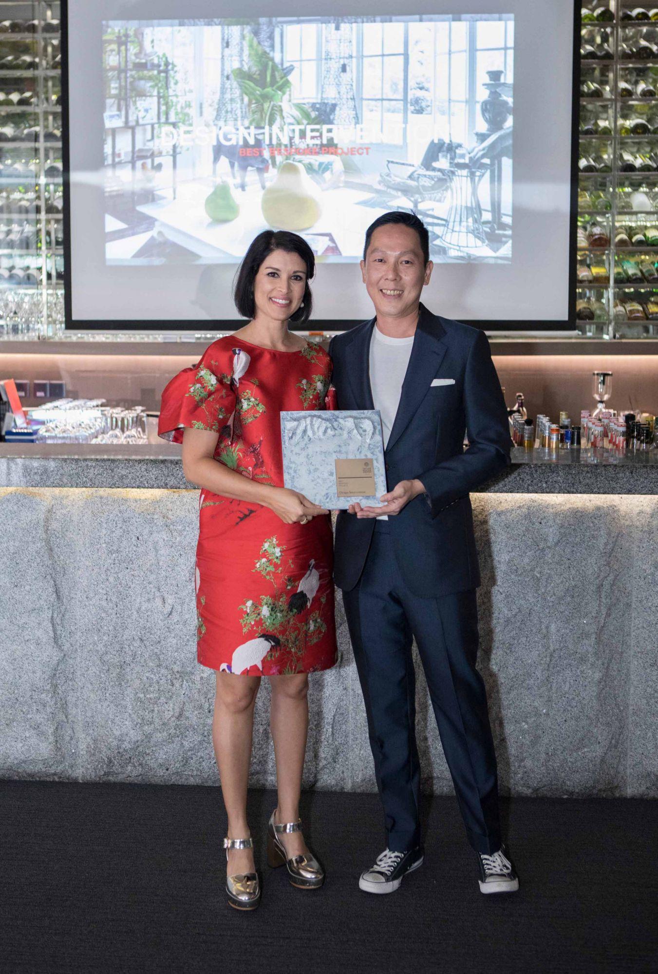 Andrea Savage, Boon Tan