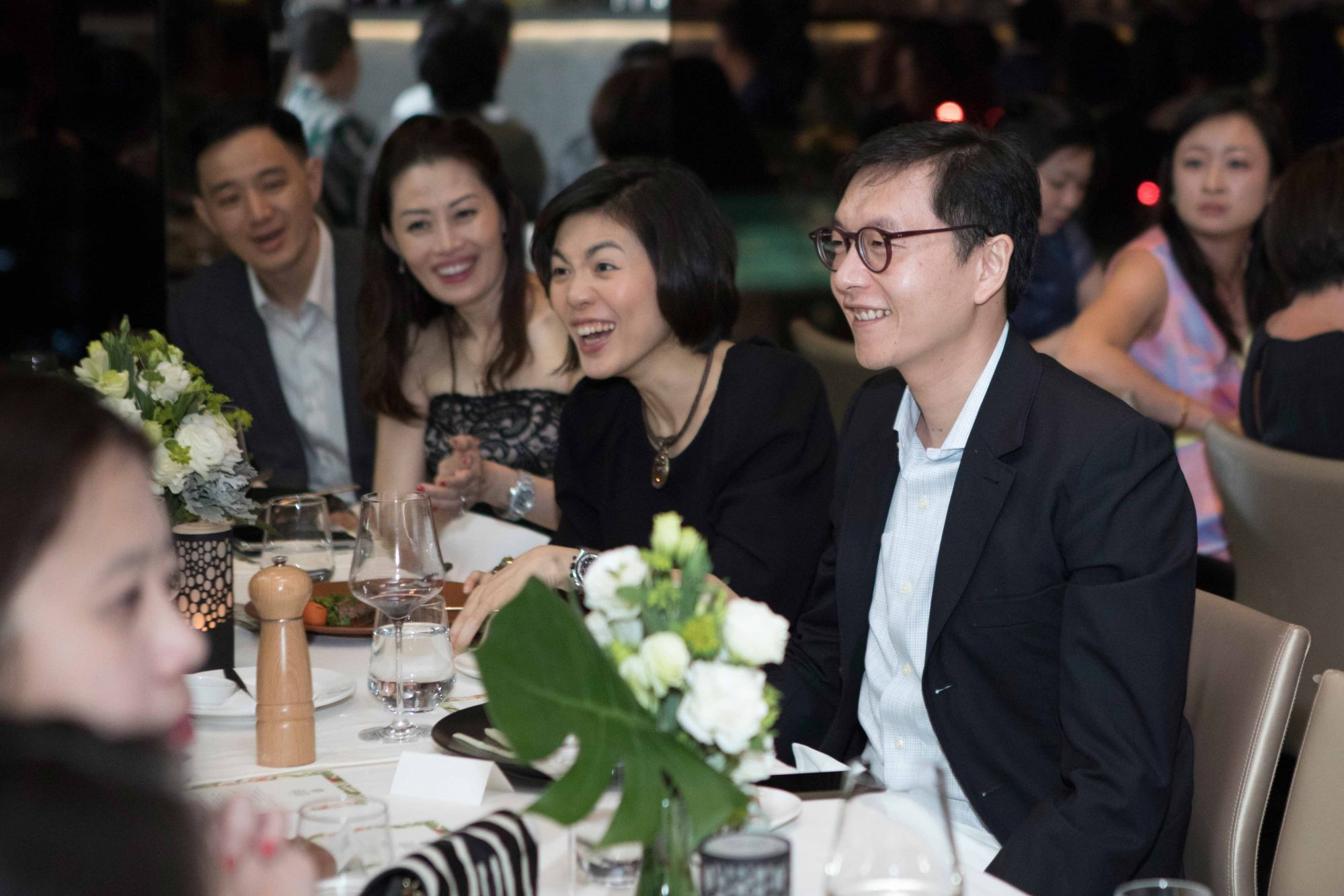 Benjamin Kim, Serene Tan, Yuko Iizuka, Leon Choong