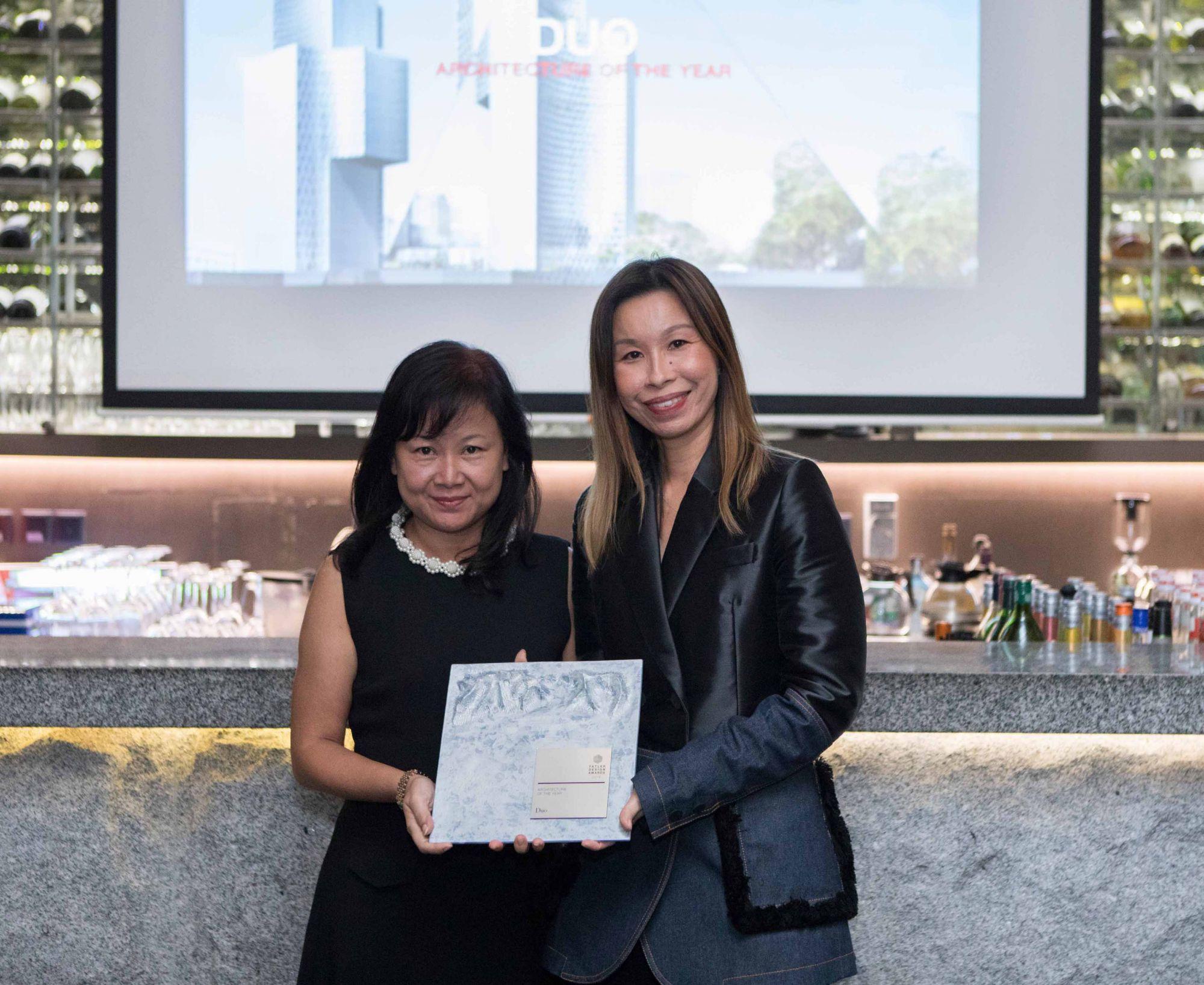 Daphni Lim, Stephanie Tay