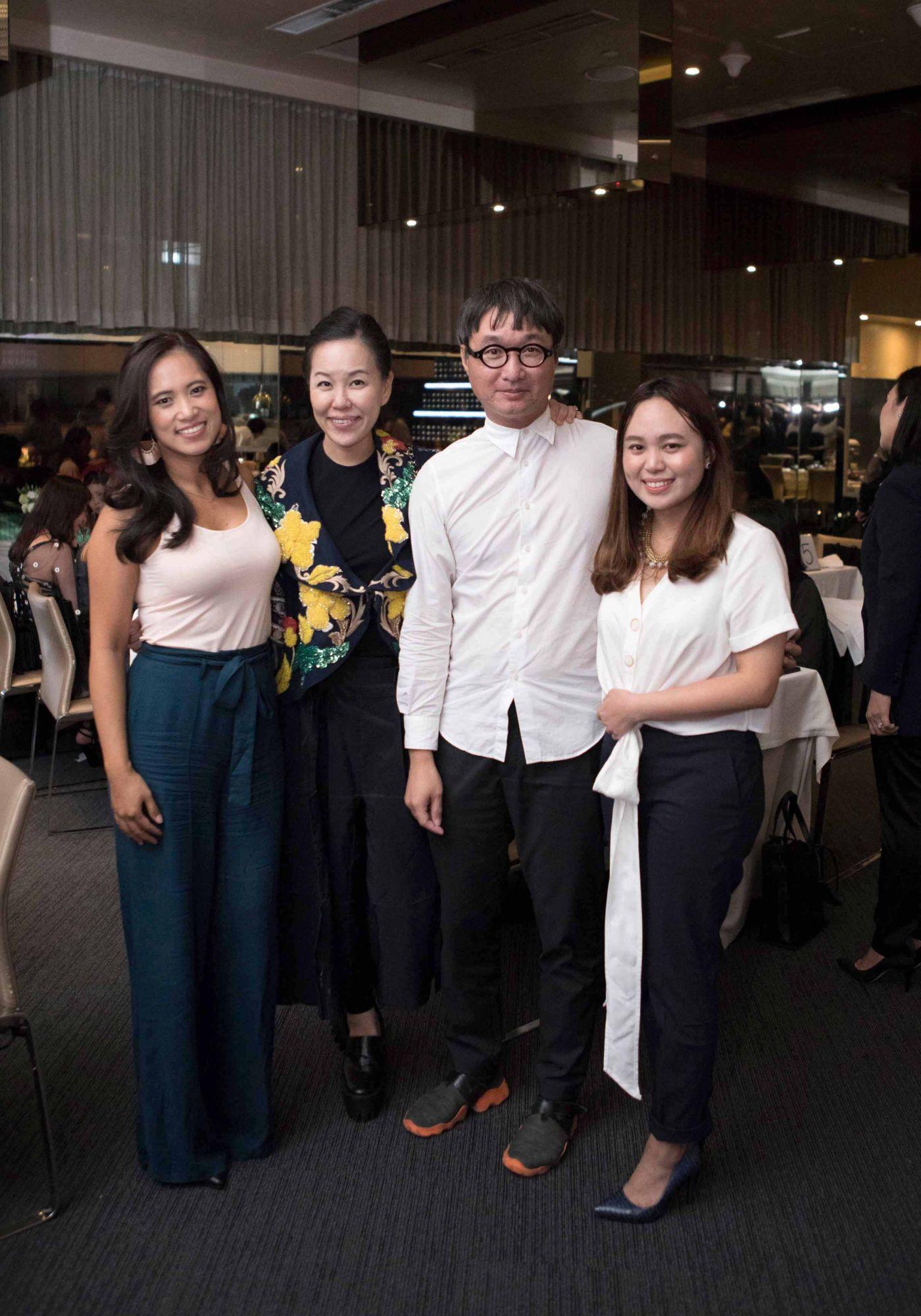 Jennifer Murray, Jazz Chong, Edmund Ng, Diana Megasari