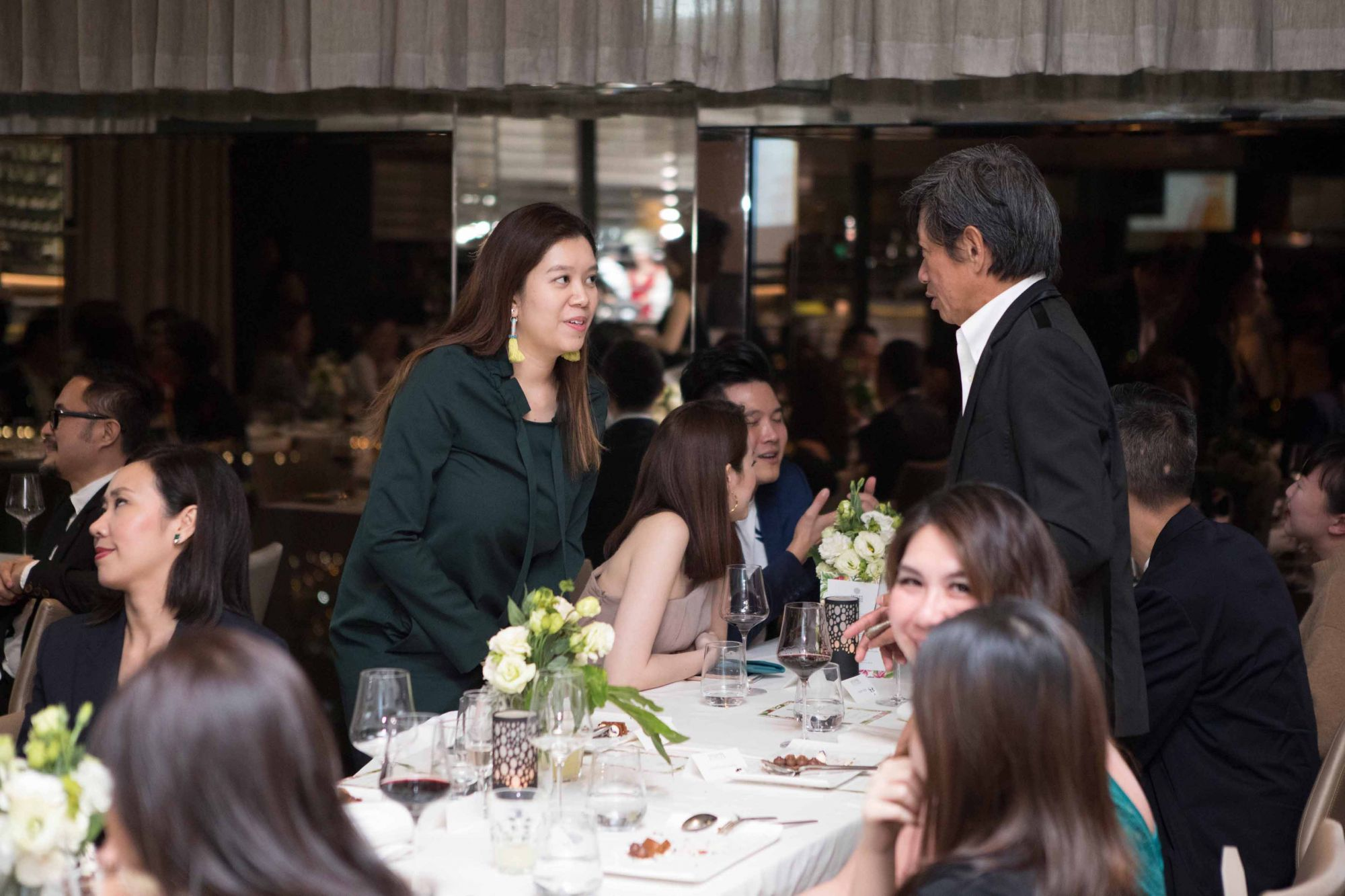 Trina Bong, Lim Choon Hong