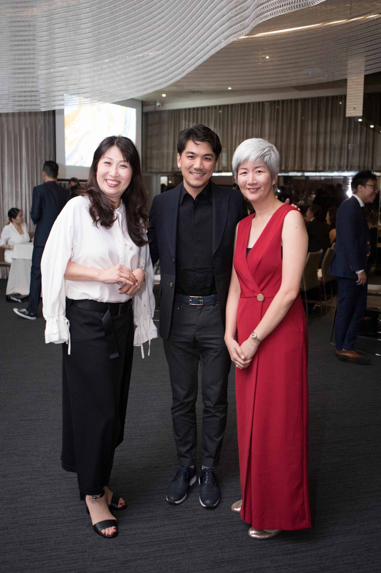 Terri Tan, Goh Nakagawa, Eleanor Kor