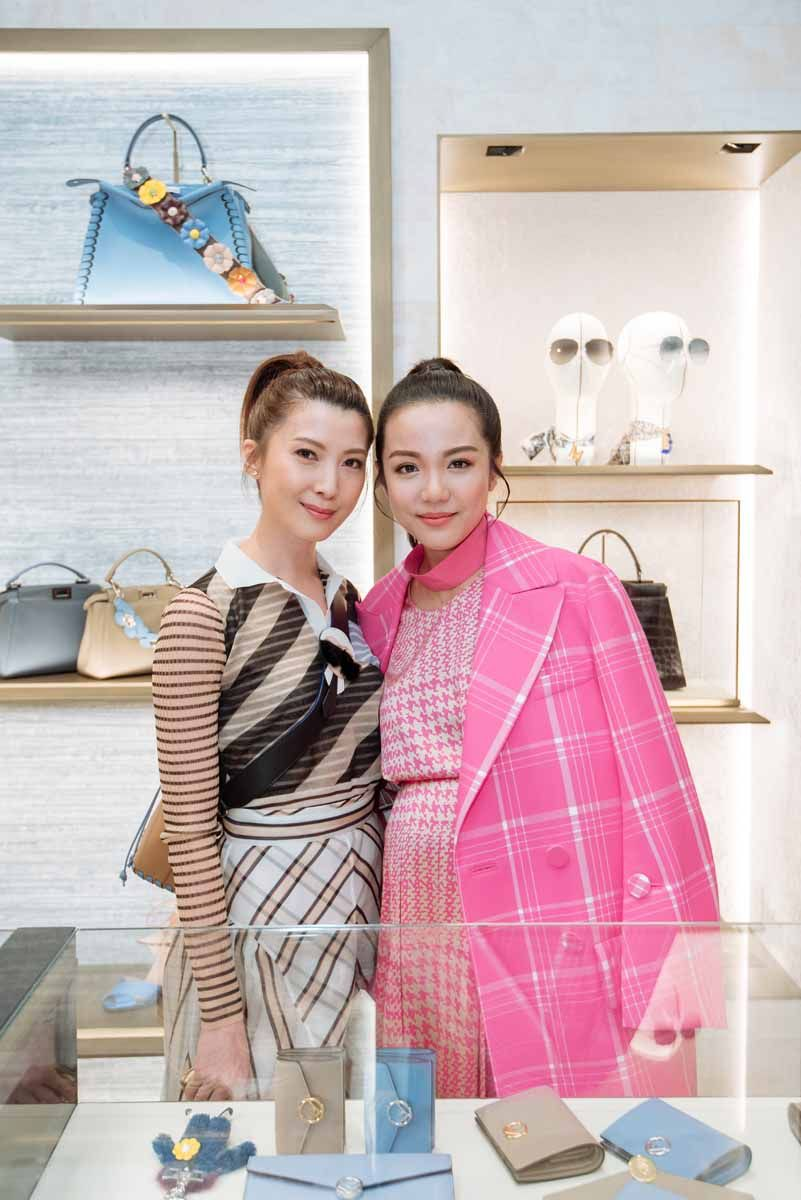 Jeanette Aw, Yoyo Cao
