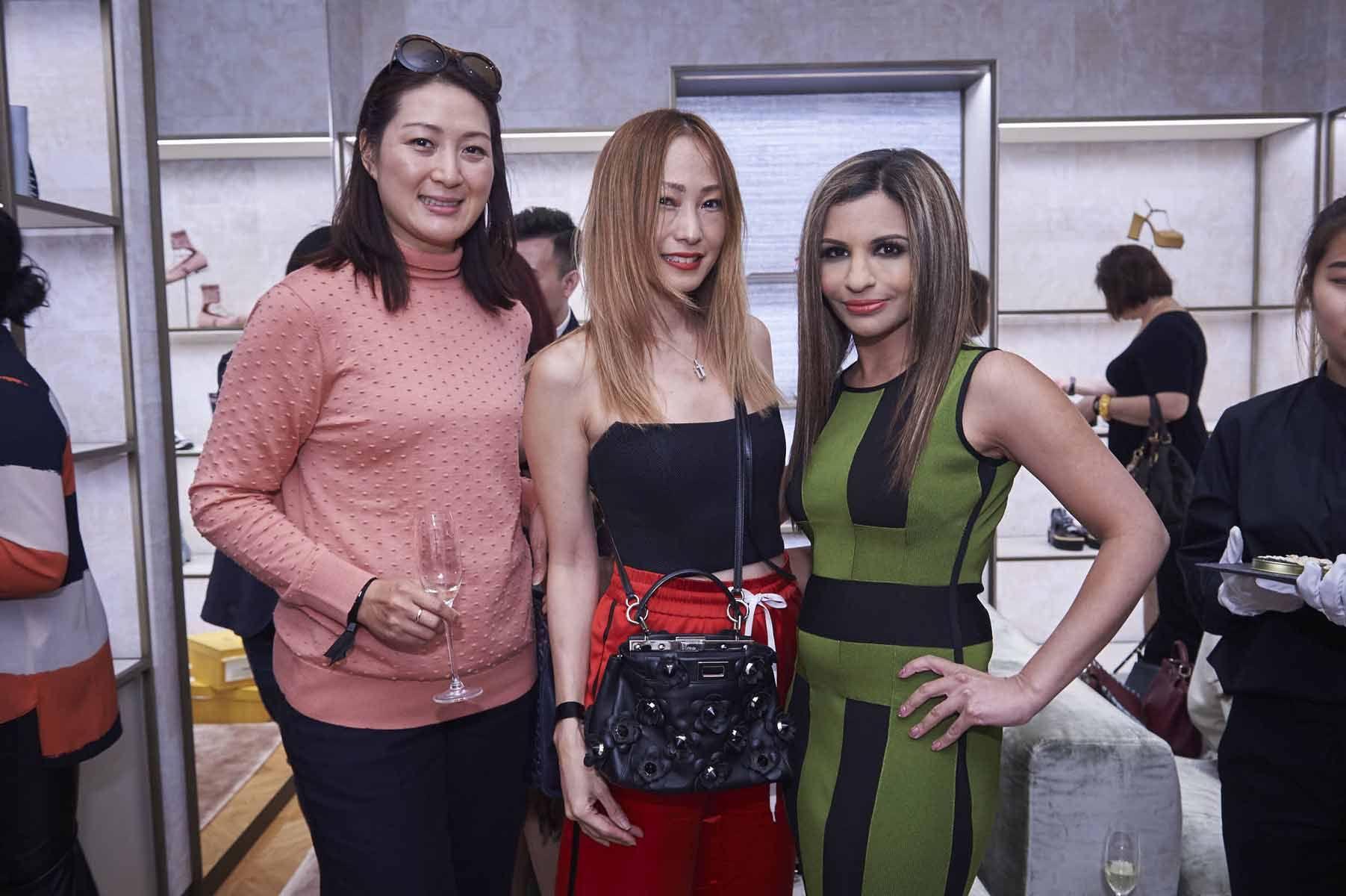 Nana Au-Chua, Tan Min-Li, Rasina Rubin