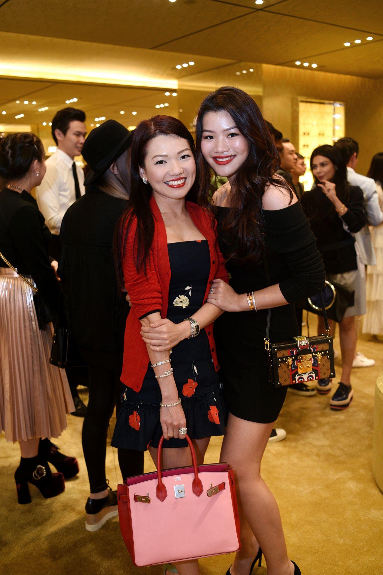 Angela Ng, Adeline Teo