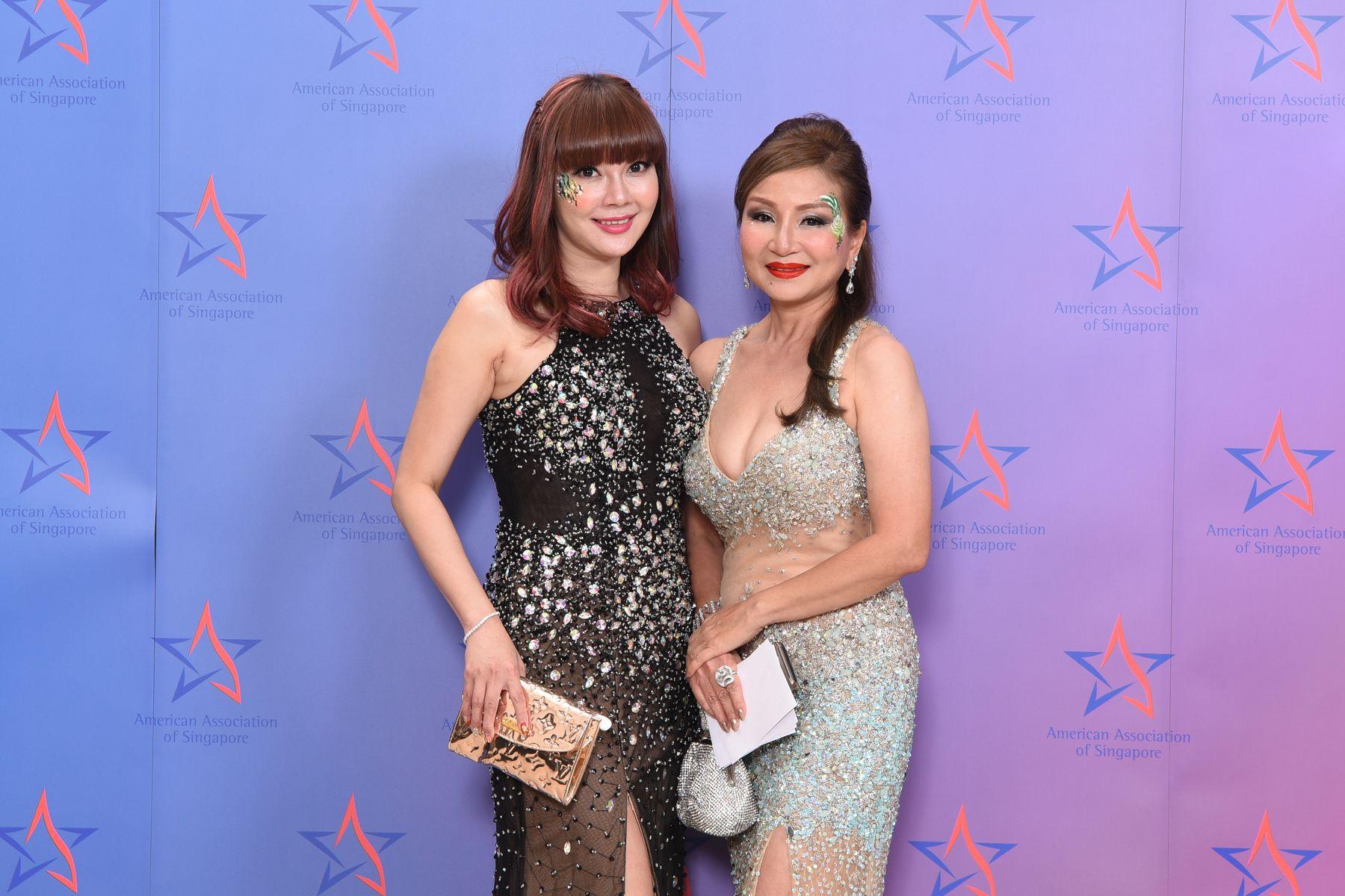 Cindy Ee, Rachel Wong
