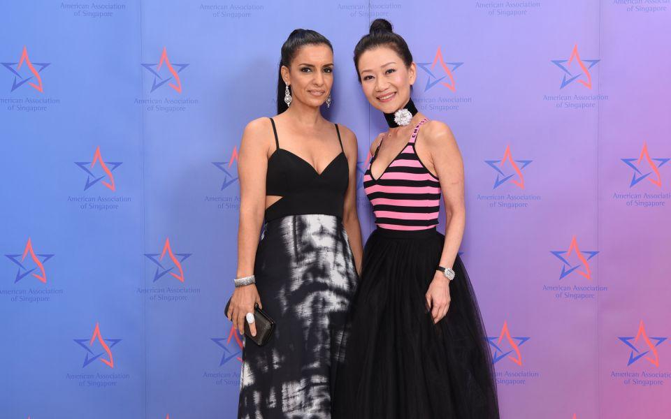 Saadia Albrecht, Dana Cheong
