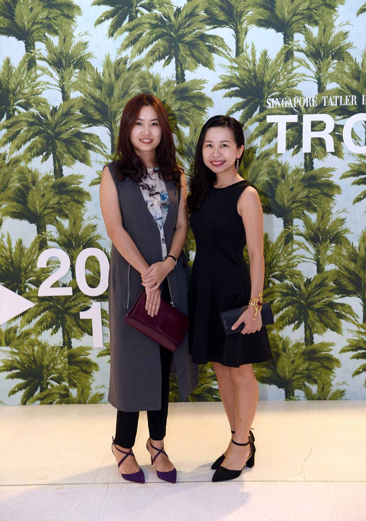 Lisa Wang, Moon Mei Siean
