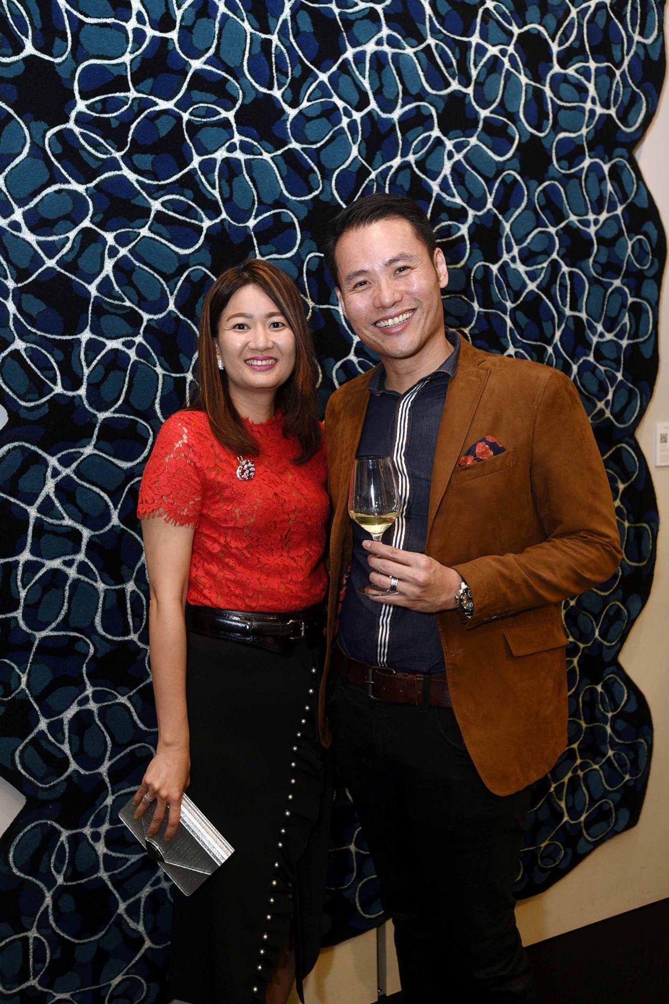 Jessica Ho, Benjamin Mah