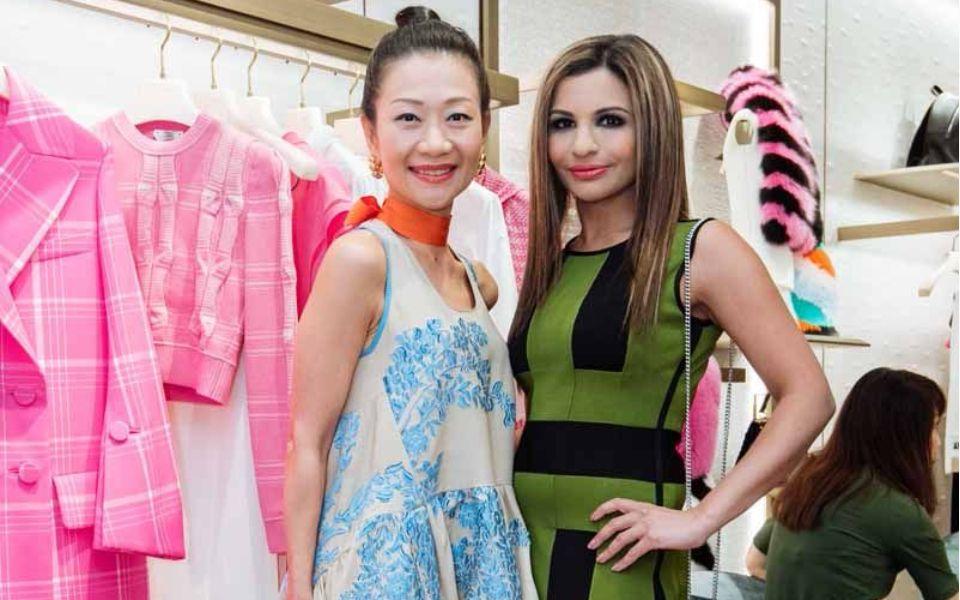 Dana Cheong, Rasina Rubin