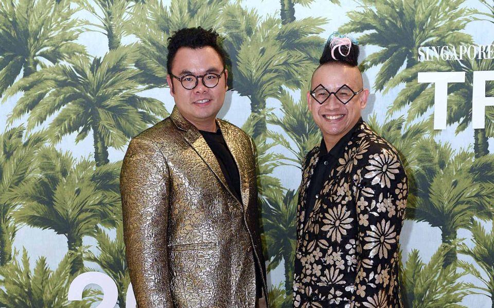 Ryan Su, Adrian Chan