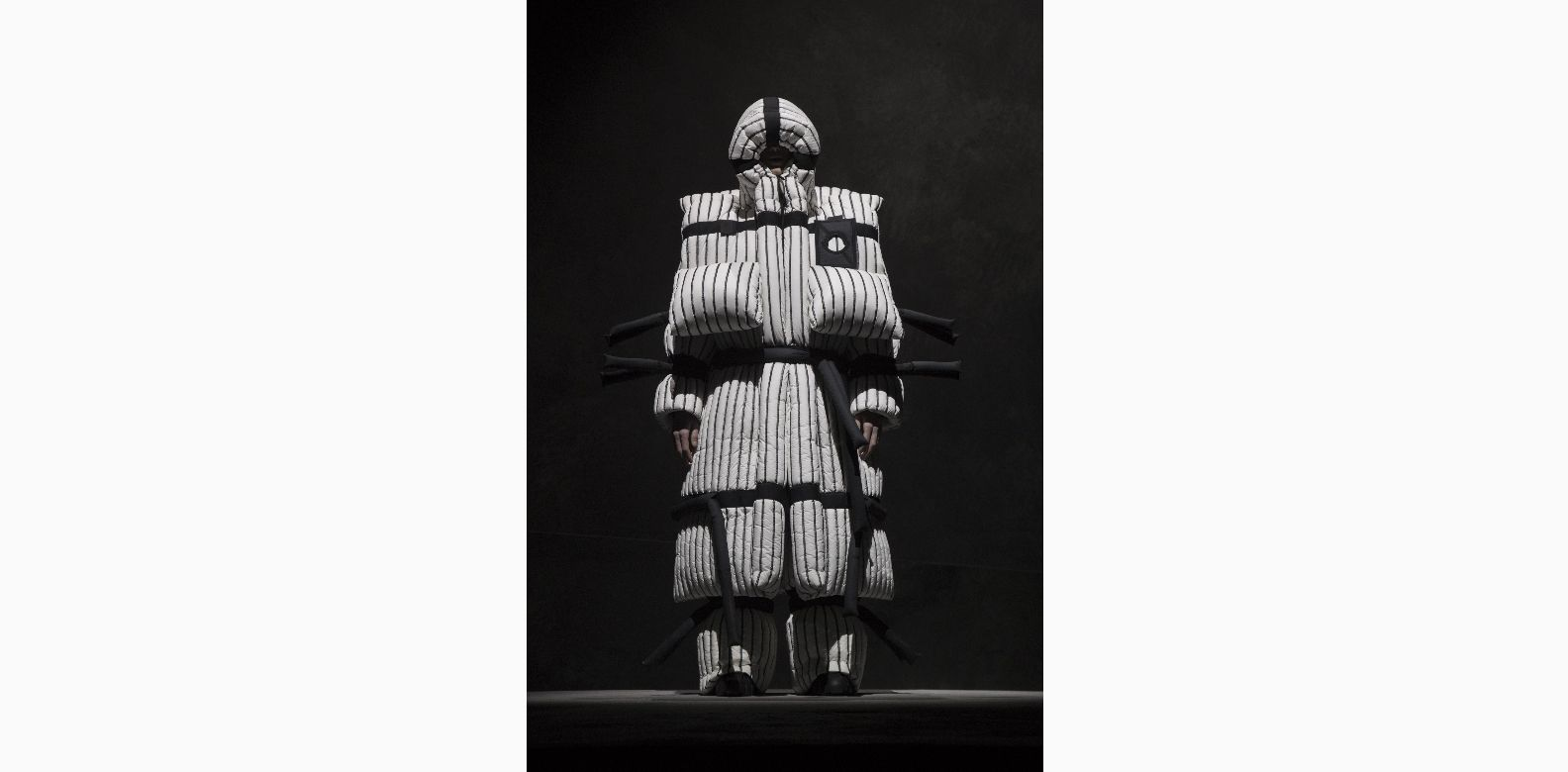 5. Moncler Craig Green - Dress as Habitat - Fall/Winter 2018