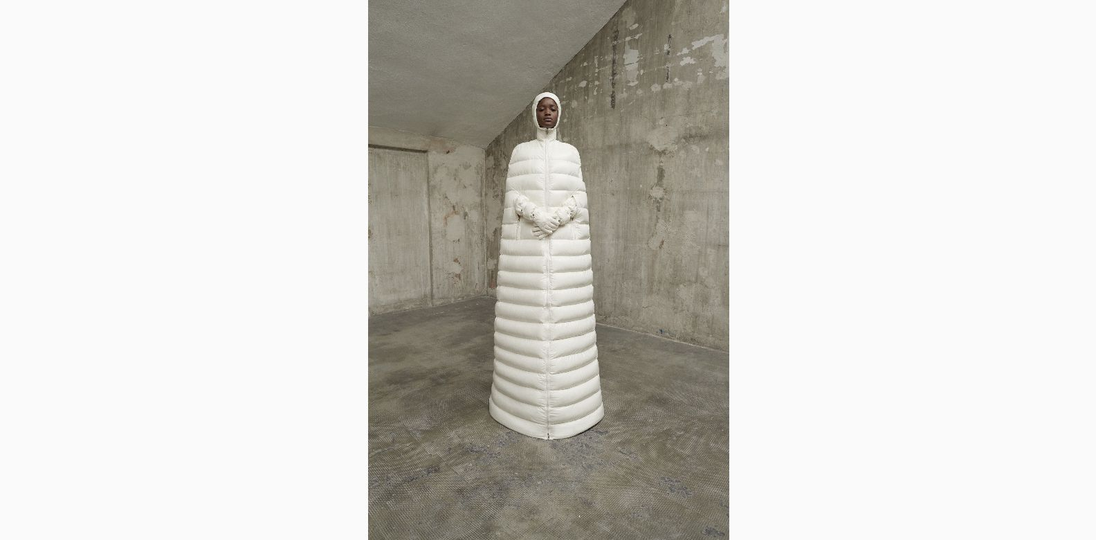 1. Moncler Pierpaolo Piccioli - Pure Essence - Fall/Winter 2018
