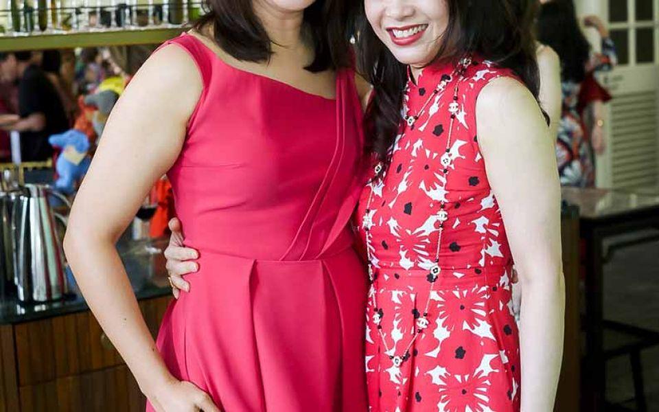Nana Au-Chua, Ho Ching Lin