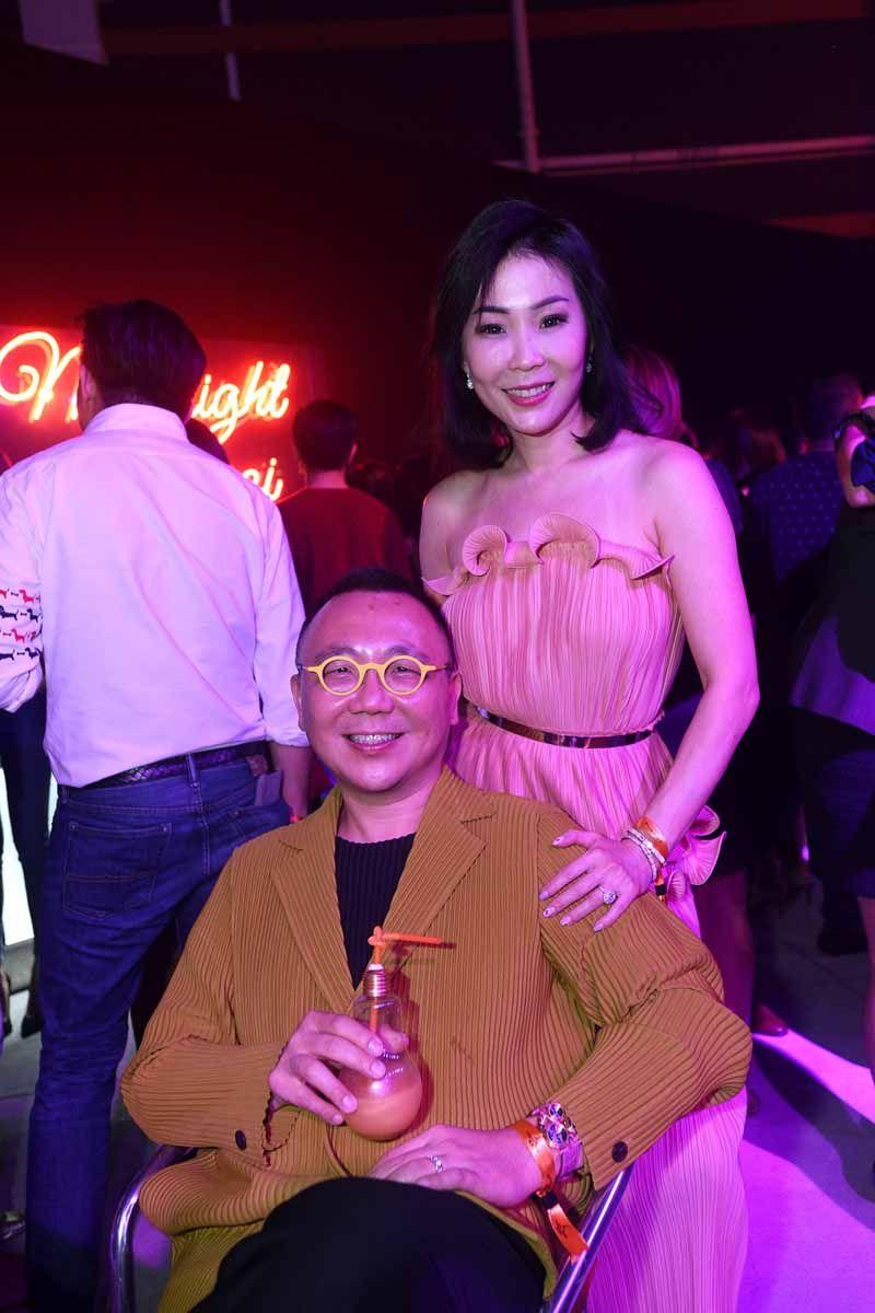 Chan Kok Weng, Elaine Lim Chan
