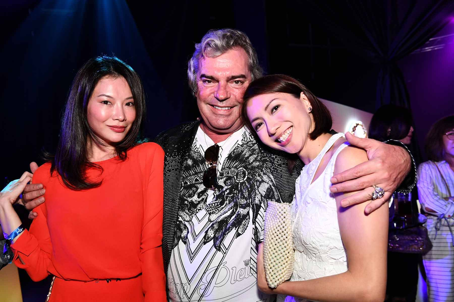 Michelle Goh, Franck Muller, Chew Soo Wei