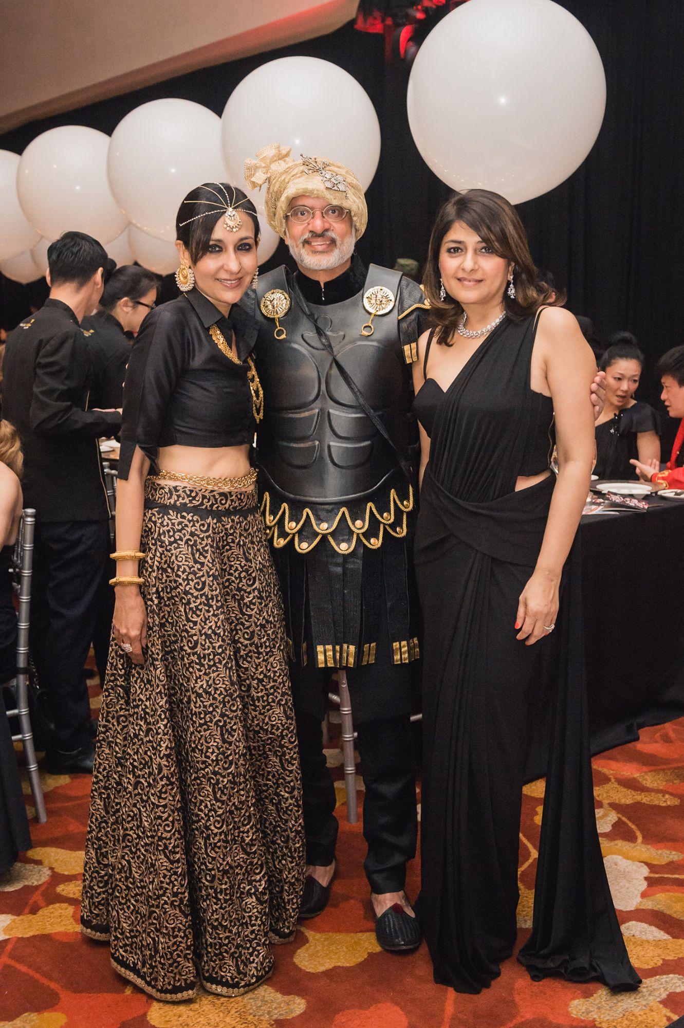 Saba Singh, Piyush Gupta, Bina Rampuria