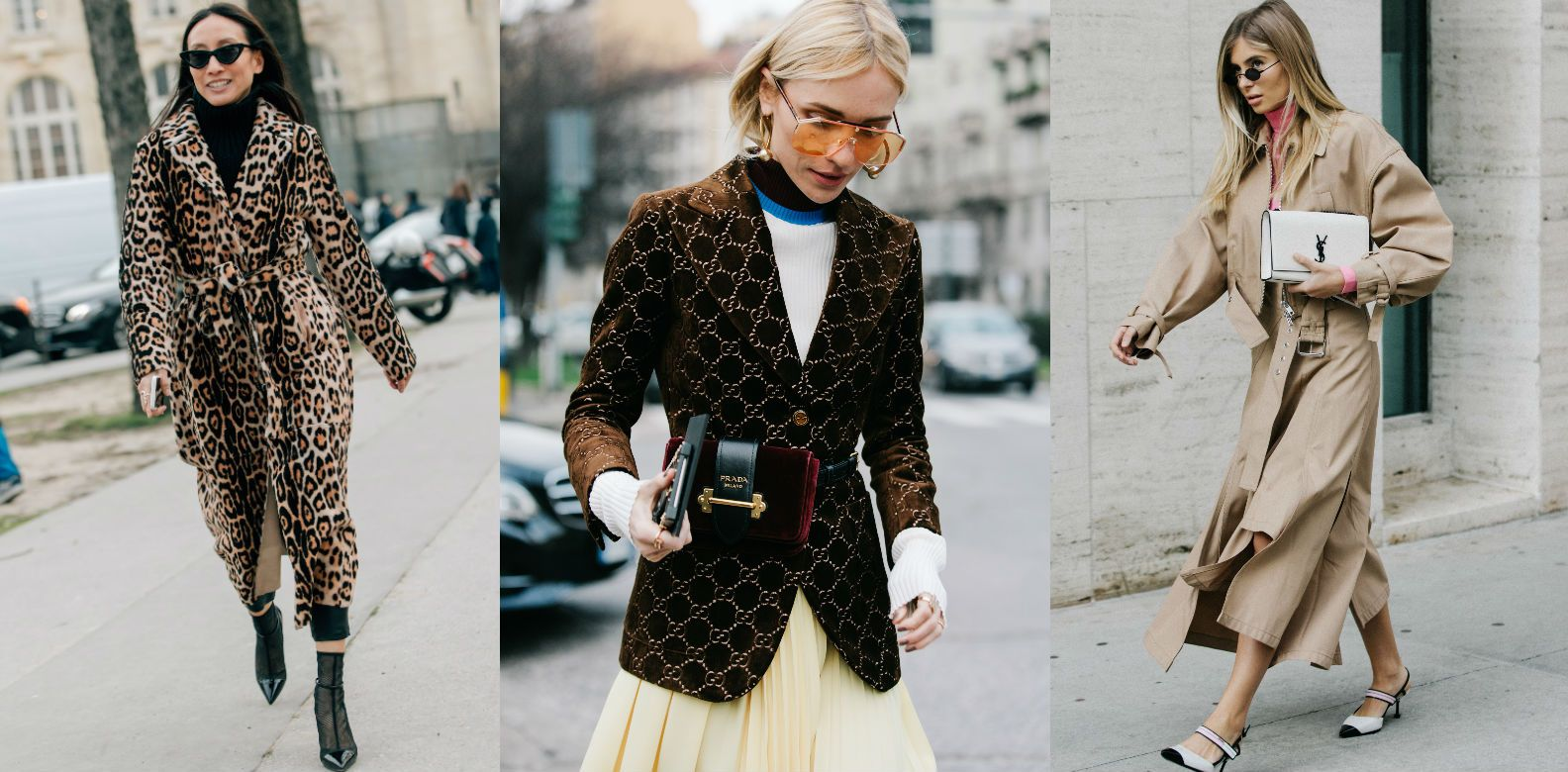 pictures Shop Summer Trends Courtesy of the Street Style Stars