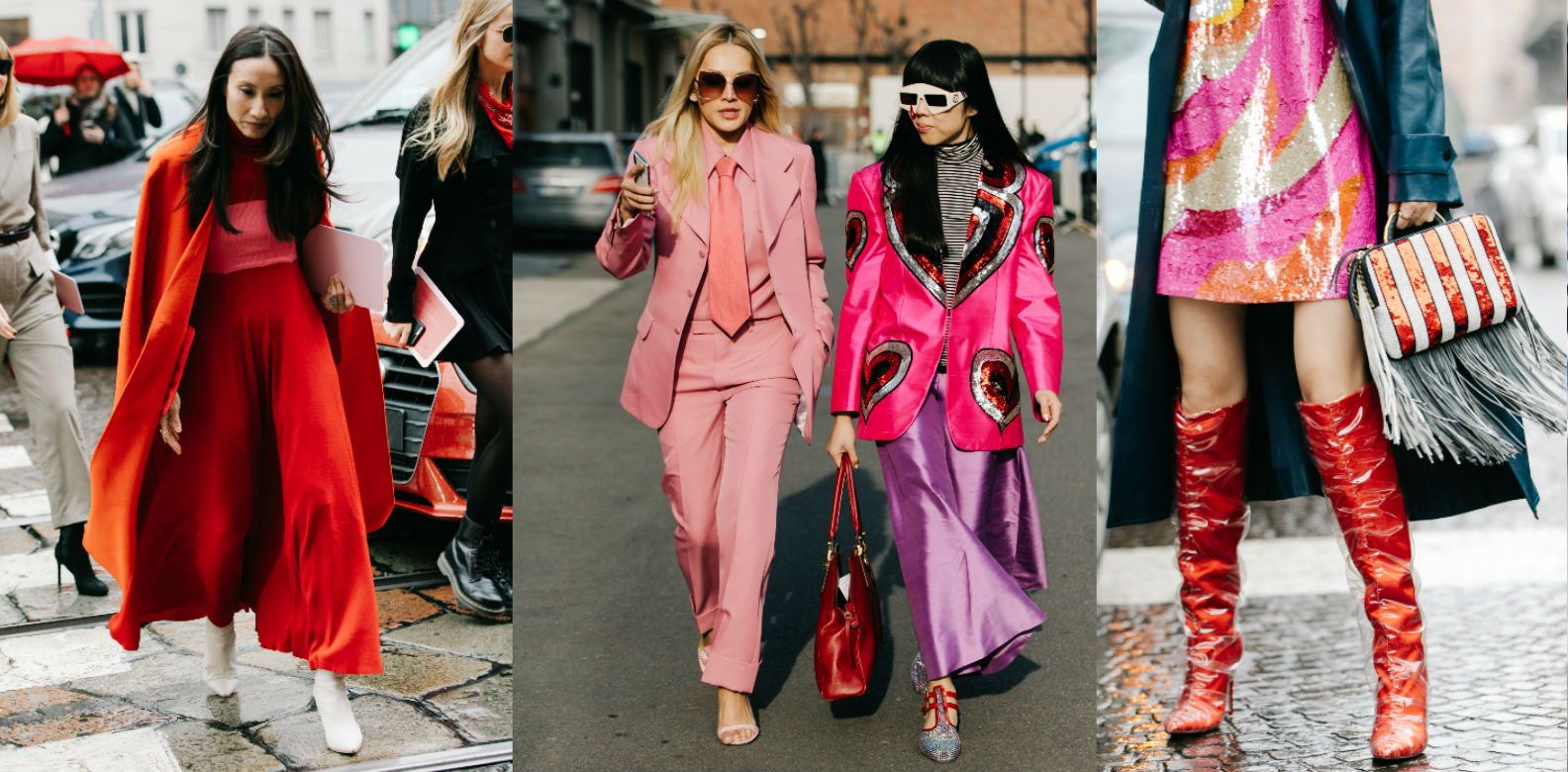 Watch Shop Summer Trends Courtesy of the Street Style Stars video