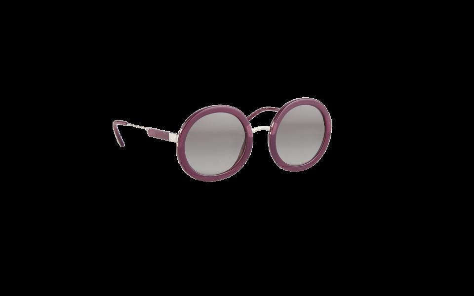 Emporio Armani Round Sunglasses