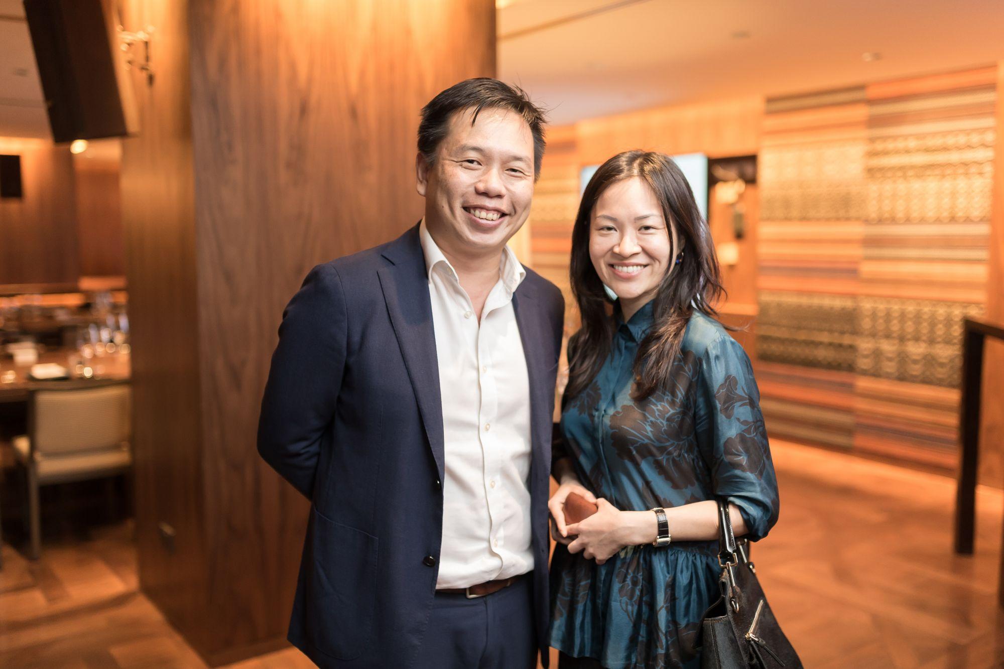 Kevyn Yong, Sonia Ong