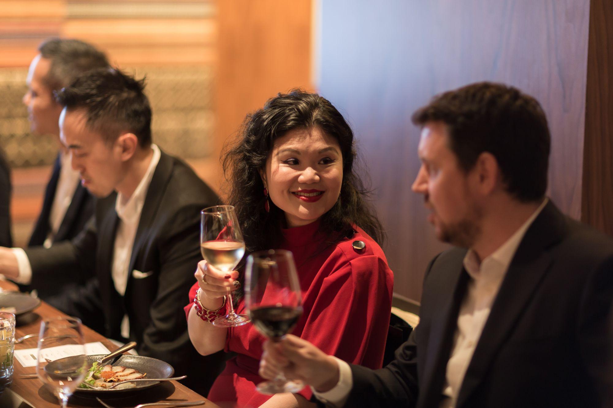 Lam Tse Yi, Darren McDermott