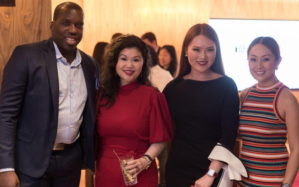 Kevin Matthews, Lam Tse Yi, Sabrina Matthews, Serene Chua