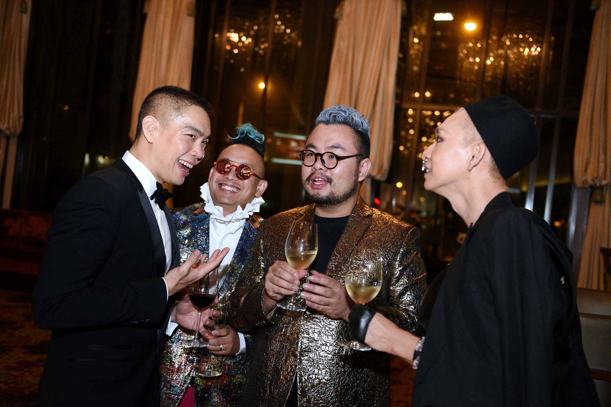 Richmond Teo, Adrian Chan, Ryan Su