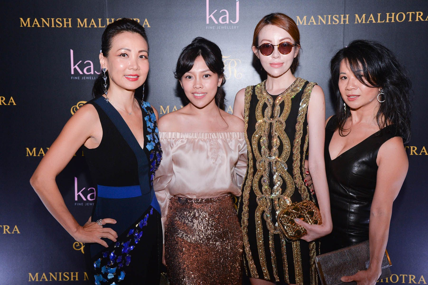 Jenny Kim O'Connor, Astrie Sunindar Ratner, Wendy Long, Fatima Yeong Terrill