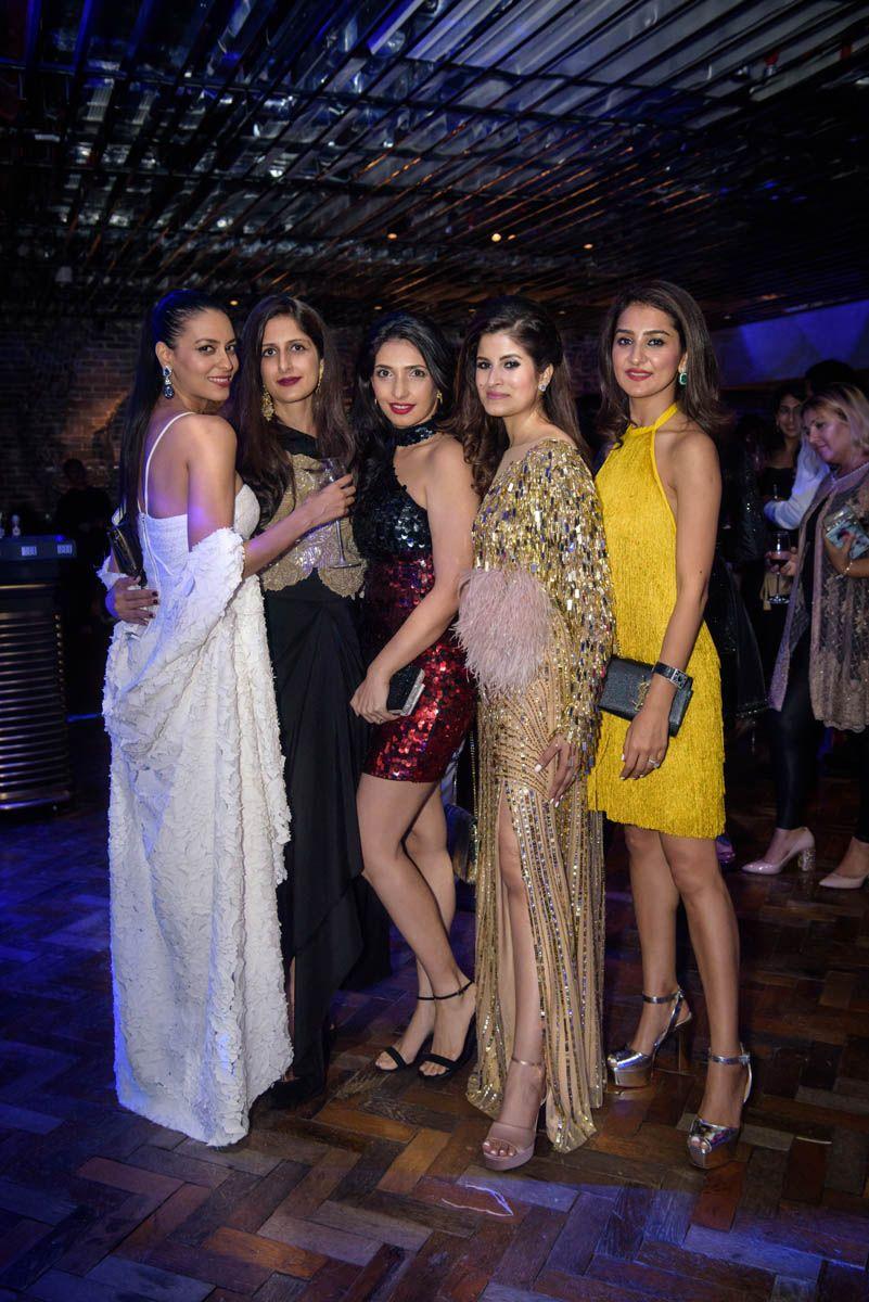 Ridhi Kapoor, Mehek Kalra, Parizad Sukhani, Shazreh Rahman, Esha Baweja